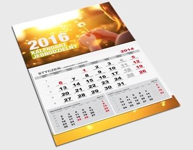 Kalendarze Jednodzielne Poznań