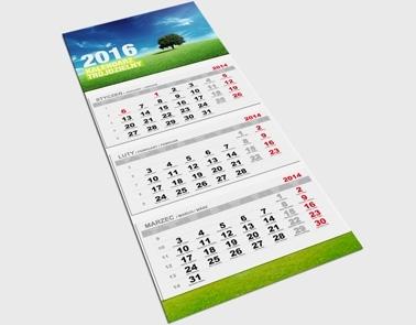 Kalendarze Trójdzielne Poznań