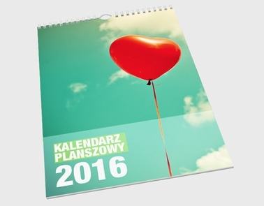 Kalendarze Planszowe