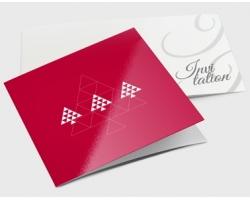 Kartki Zaproszenie Foliowane