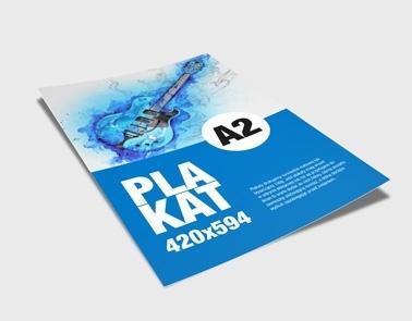 Plakaty A2 Poznań