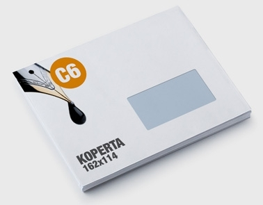 Koperty C6 Poznań